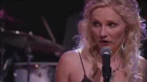 Clare Bowen (Scarlett O'Connor) - Twist of Barbwire Nashville