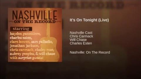 It's On Tonight (Live)