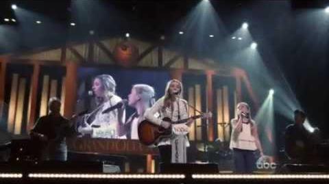 "Nashville 3x15 Maddie & Daphne ""Light It Back Up (Heart On Fire)"" Stella Sisters"