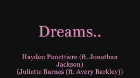 Dreams - Hayden Panettiere (ft. Jonathan Jackson)