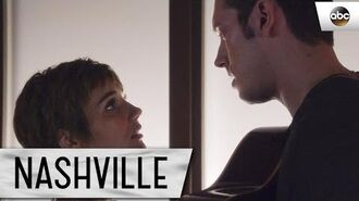 """Clare Bowen (Scarlett) and Sam Palladio (Gunnar) Sing """"If I Didn't Know Better"""" - Nashville 4x17"""