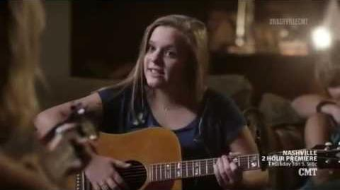 Maddie And Daphne Singing Nashville Season 5