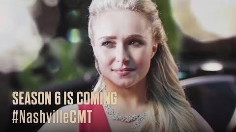 NASHVILLE on CMT The Countdown to Season 6 Begins