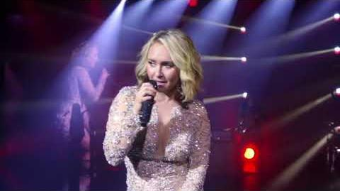 One Place Too Long - Juliette Barnes (Live On The Never Back Down Tour)