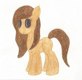 Candy Waffle by Rare Aurora