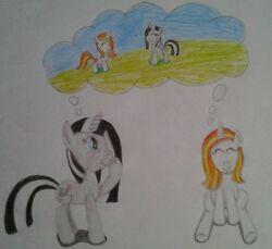 Wspomnienia z dzieciństwa by Rare Aurora