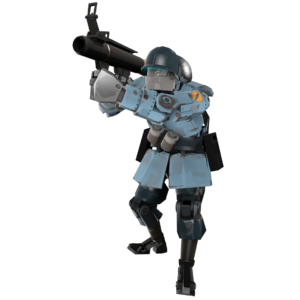 300px-Soldierbot blu