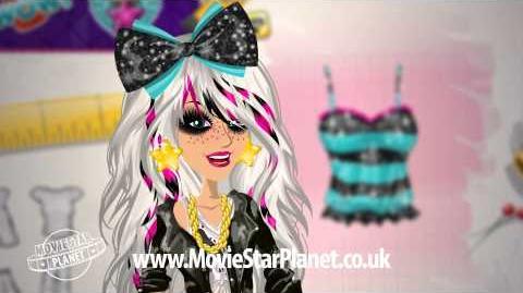 MovieStarPlanet Design Studio TV Ad - UK