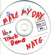 Make My Day 11 Track Demo Disc