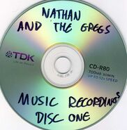 Music Recordings Disc One