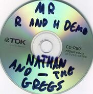 Mr R And H Demo -Disc-