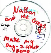 Make My Day 2 Track Demo Disc