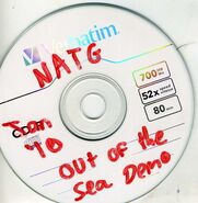 Out of the Sea Demo Disc