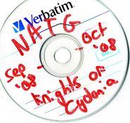 Knights of Cydonia Disc