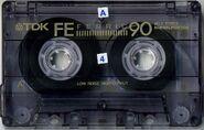 Music Recordings - Volume 2 - Cassette -Side A-
