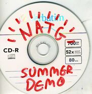 Summer Demo Disc