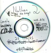 Nathan And The Gregs Demo Disc 2