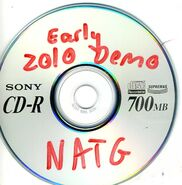 Early 2010 Demo Disc