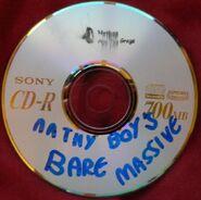 Nathy Boy's Bare Massive Demo 2 Disc