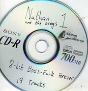 Nathan And The Gregs Demo Disc 1