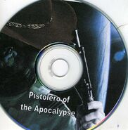 Pistolero of the Apocalypse 1 Track Demo Disc