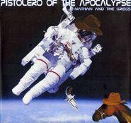 Pistolero of the Apocalypse Vinyl Demo Front