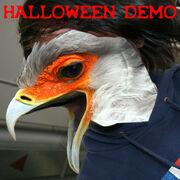 Halloween Demo Birdy