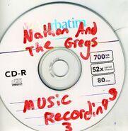 Music Recordings 3 Demo Disc