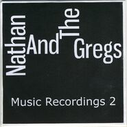 Music Recordings - Volume 2 - CD -Front-