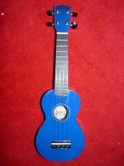 The Blue Ukulele