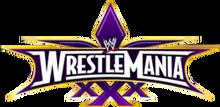 250px-WrestleMania XXX (30) Logo