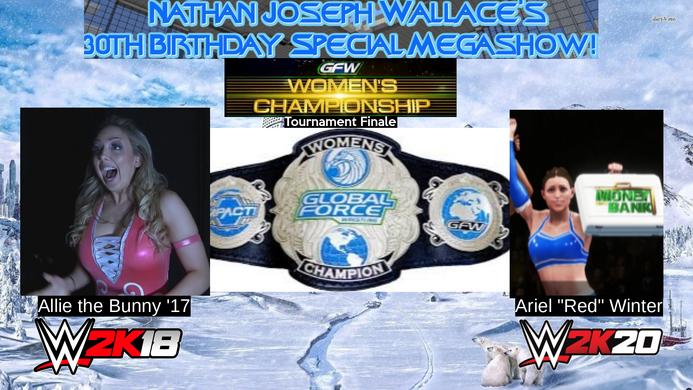 -Nate30 GFW World Women's Championship