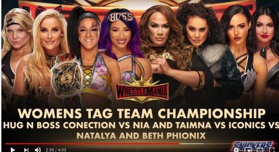 (73) WWE WRESTLEMANIA 35 FINAL CARD PREDICTION - YouTube (2)