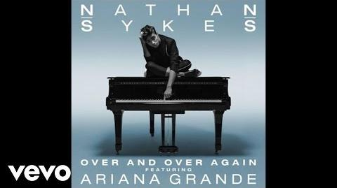 Nathan Sykes - Over And Over Again (Audio) ft