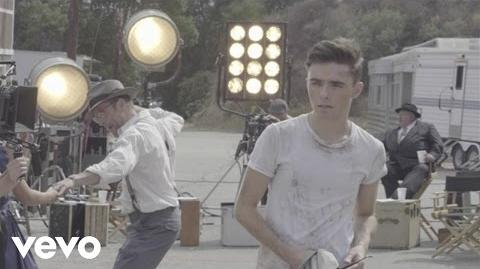 Nathan Sykes - Famous (Behind The Scenes)