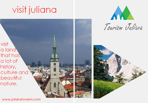 Juliana Tourism Brochure