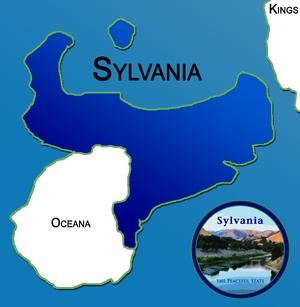 Sylvania Map 1