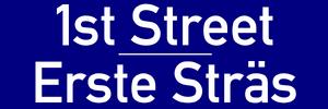 Lovian Bilingual Street Signs, proposal