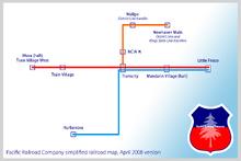 PRC Map April 2008