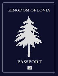 Lovian passport
