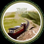 Seal of Train Village