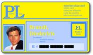 PL ID Card Brandt