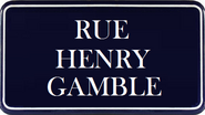 Rue h. gamble