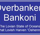 Overbanken