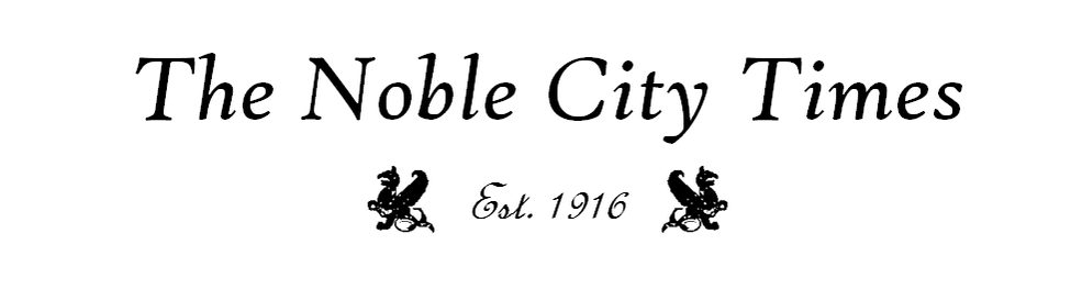 The Noble City Times1