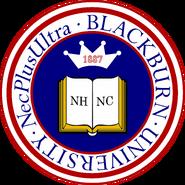 Seal of Blackburn University