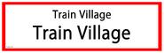 Train Village RS Sign
