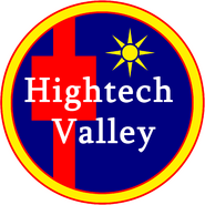 Seal of Hightech Valley