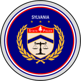 Seal of the Sylvania Police