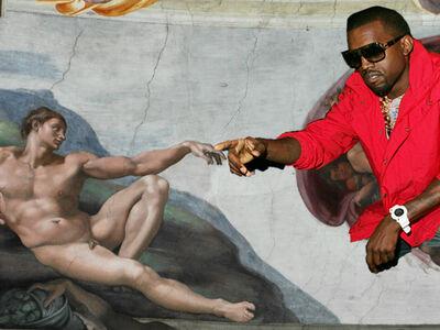 Kanye god